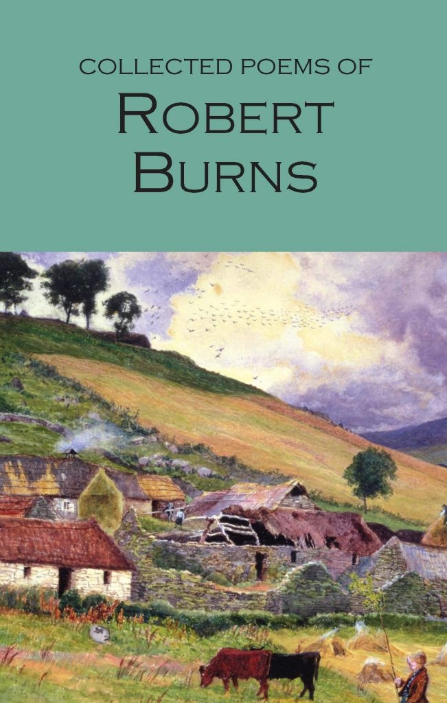 collected poems of robert burns book cover