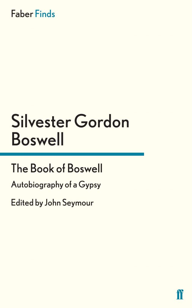 the book of boswell autobiography of a gypsy