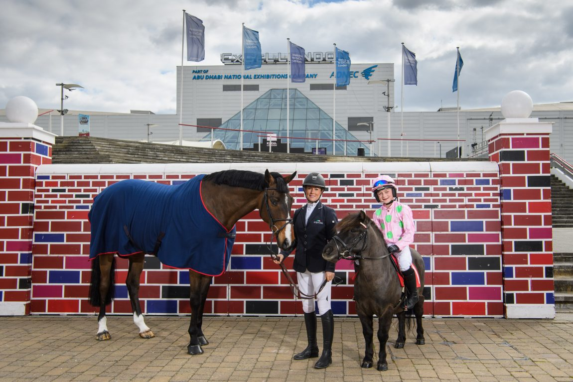 olympia horse show 2021 excel london